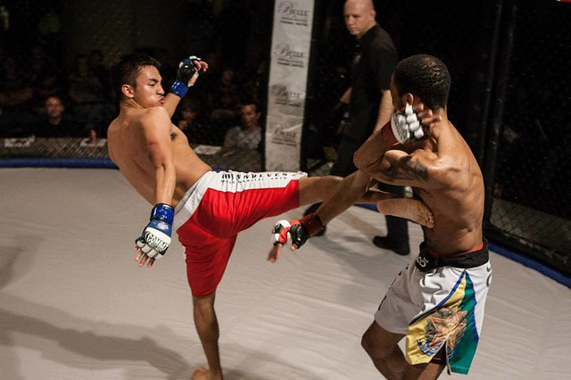 WFC 17 Pro & Ammy MMA at the Belle Of Baton Rouge January 29th,2014