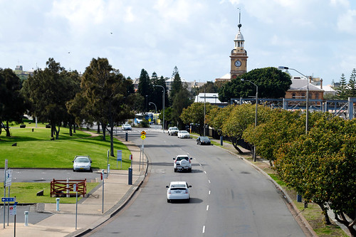 Wharf Road Newcastle