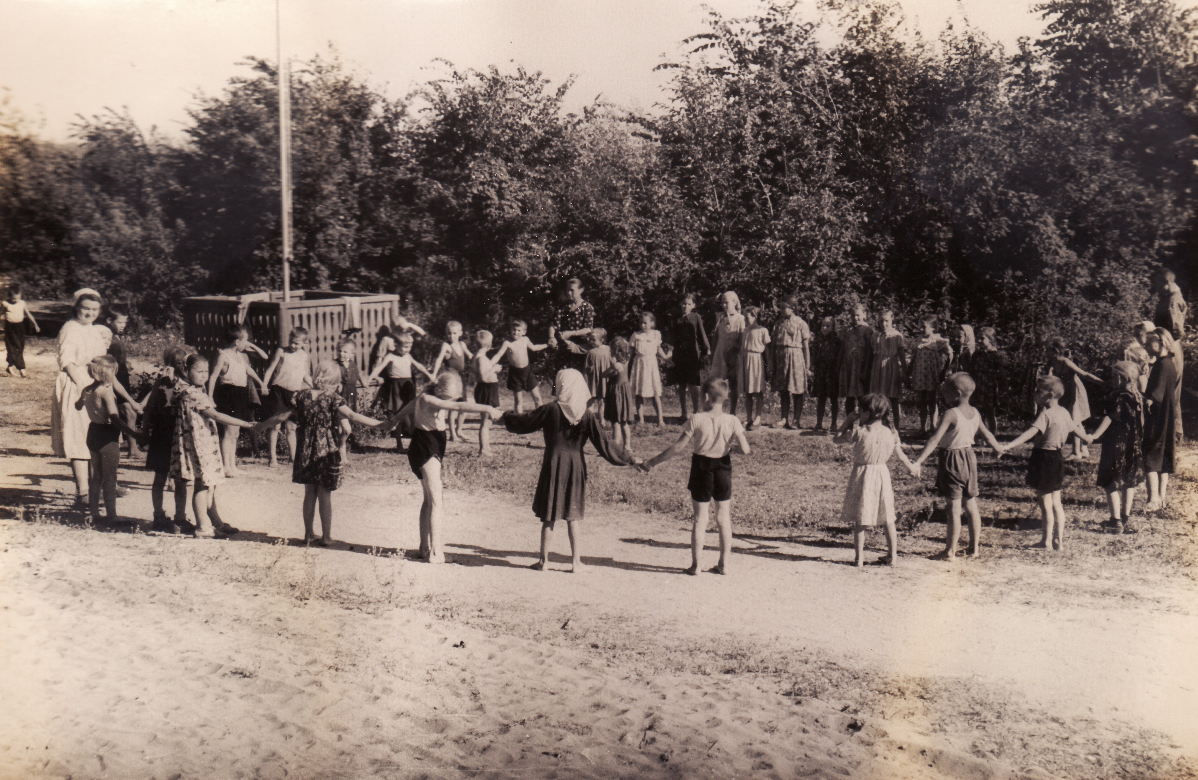Рассказ в пионерском лагере 6 фотография