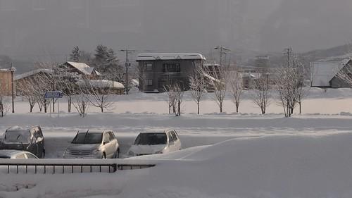 winter snow japan train nikon hokkaido jr 2010 d5000