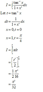RD Sharma Class 12 Solutions Chapter 20 Definite Integrals Ex 20.2 Q50