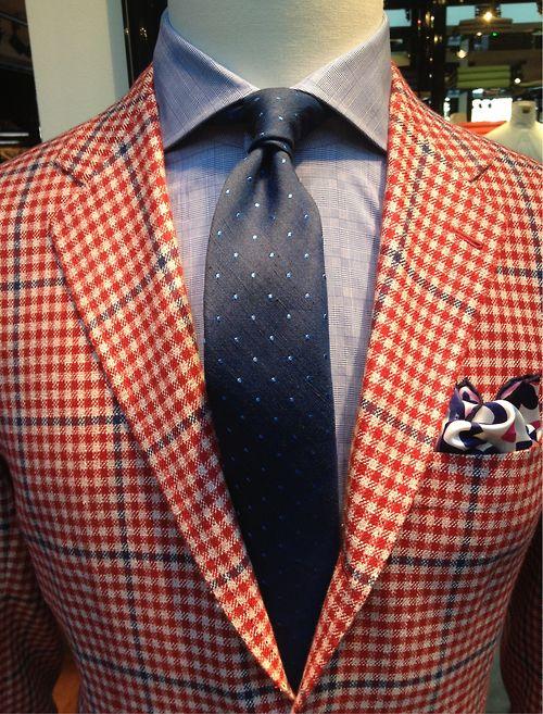 Cách phối màu sơ mi, caravat, vest kiểu cổ điển để trở thành quý ông Hollywood 4