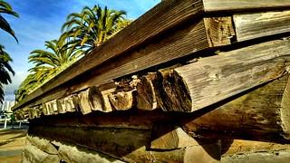 Image of Jack London's Cabin. cabin cameramotox jacklondon jacklondonsquare log logcabin oakland wood year2014 eastbay 2014