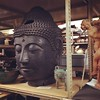 Hey there, Buddha. What's up? #art #columbia #worklife
