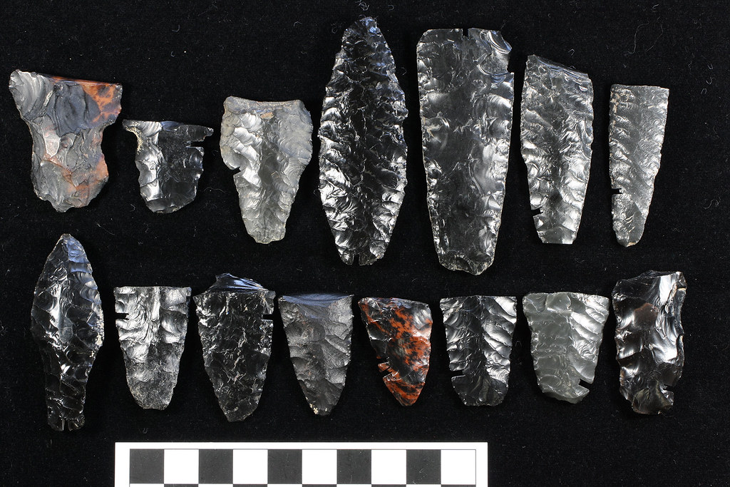 Artifacts Found At Rimrock Draw Rockshelter Full Release Flickr