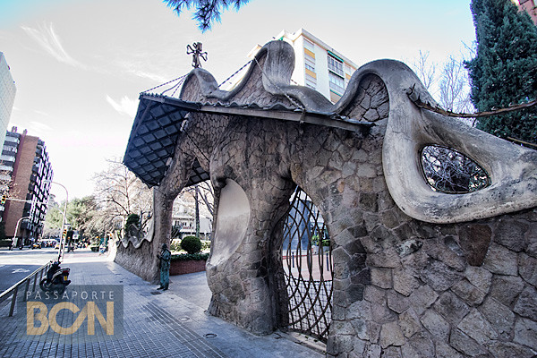Portal Miralles, Barcelona