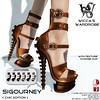 Wicca's Wardrobe - Sigourney Heels [Chic Edition]