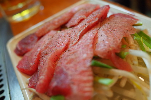 fatty tuna part