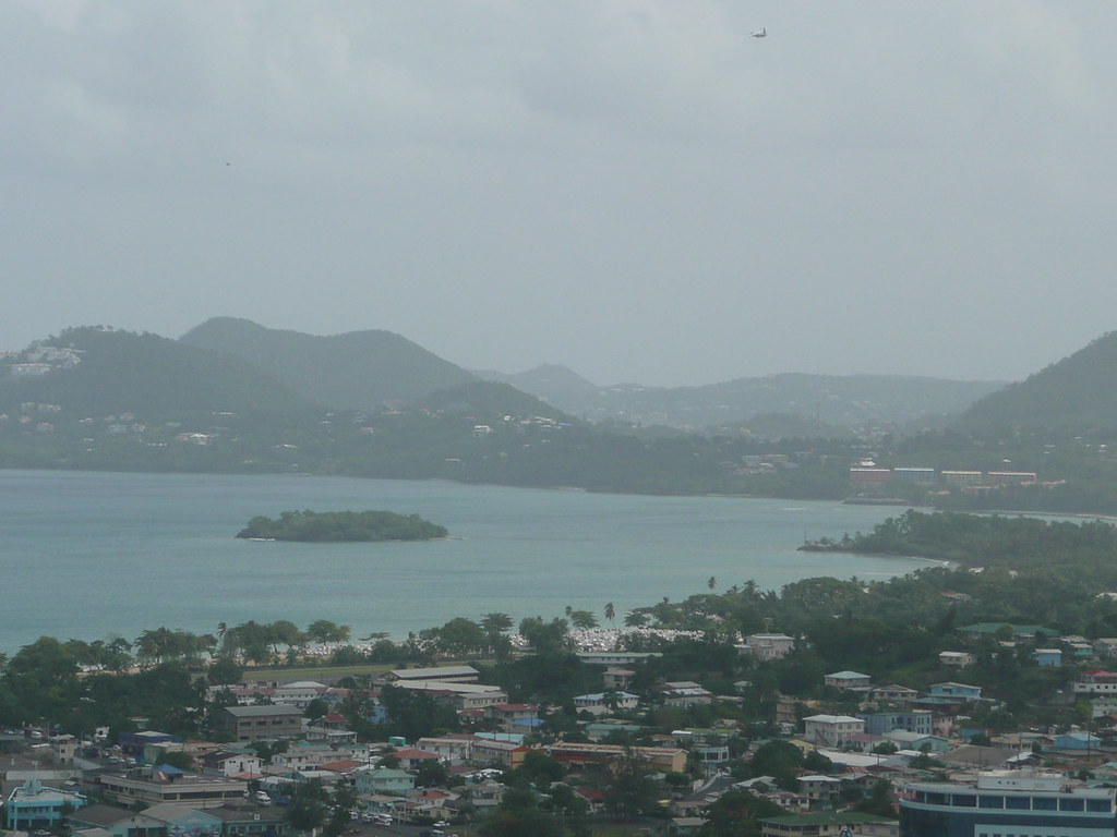 Views of St. Lucia