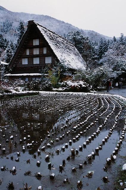 009.Villages of Shirakawa-go