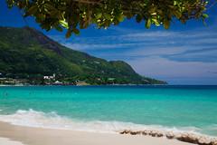 Beauvallon Beach, Mahé, Seychelles