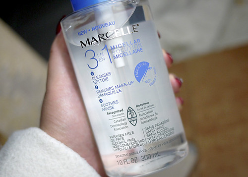 Marcelle Micellar Solution