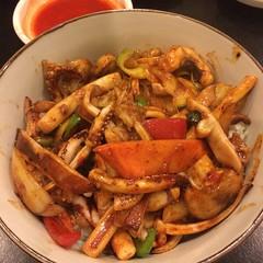 meal, vegetable, mie goreng, vegetarian food, hokkien mee, food, dish, cuisine,