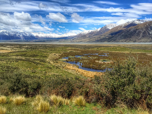 View from Mount Sunday (Edoras)