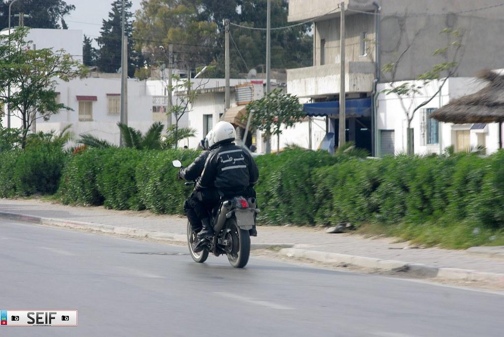 YAMAHA XT 660 Tunisia 2015