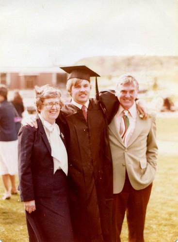 1981 06 Dickie HS Grad 754