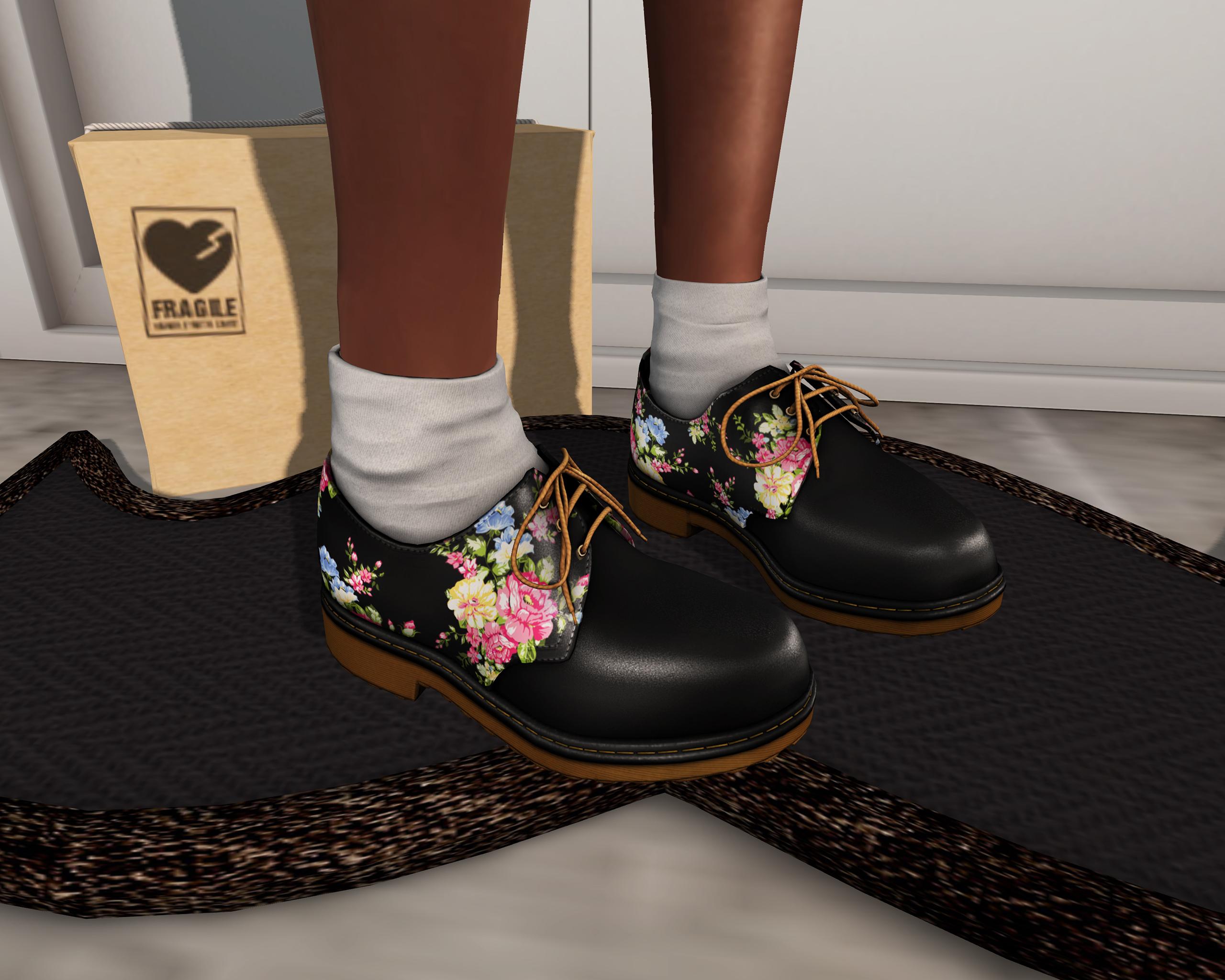 Seus pés merecem... YS&YS Oxford shoes