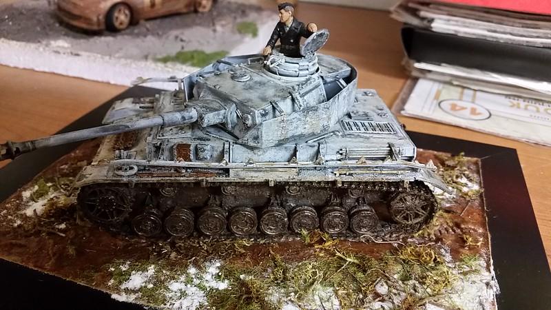 Panzer IV - Tamiya - 1/35 16233372469_ef766f92ff_c