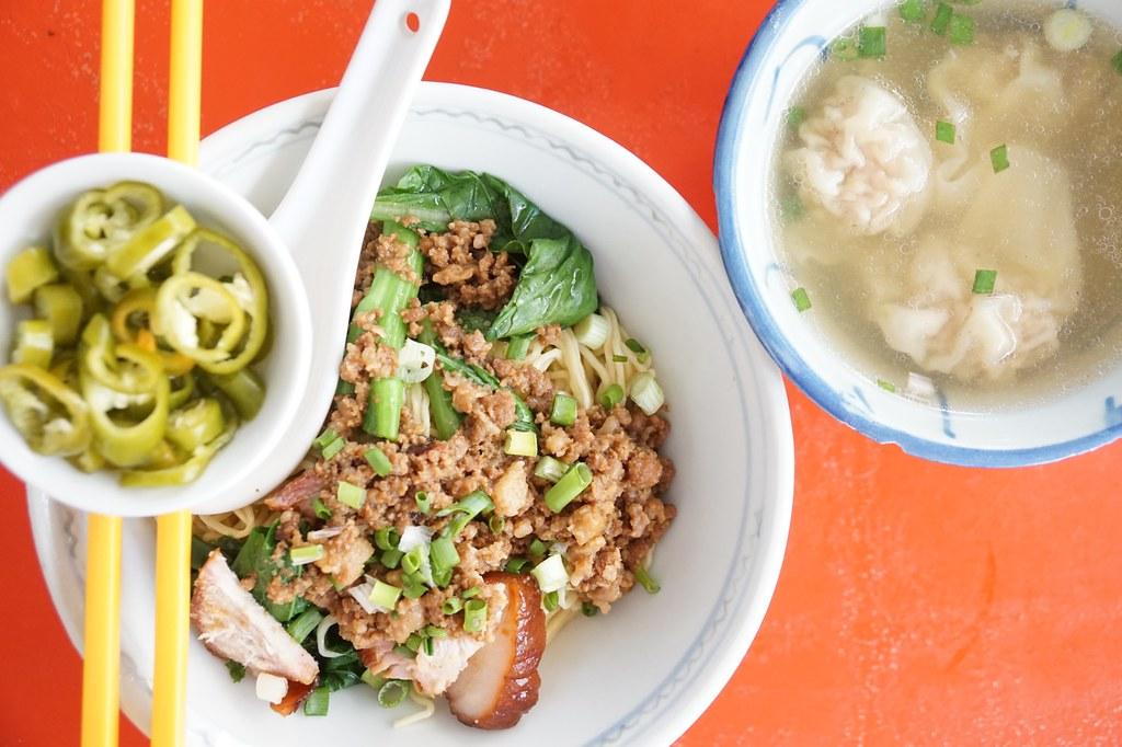 pudu wai sik kai - morning hakka mee noodles-001