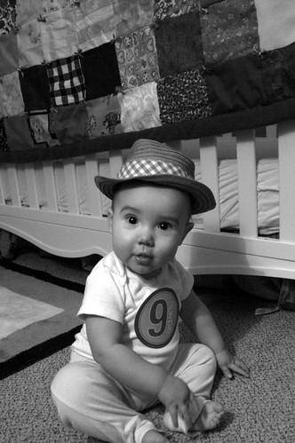 Miri is 9 Months 2015