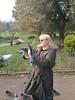 Pigeon lady 1