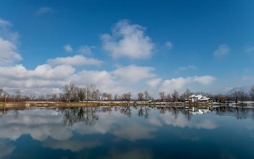 winter landscapes lakes croatia nikkor173528 nikond600 zaprešić lakezajarki