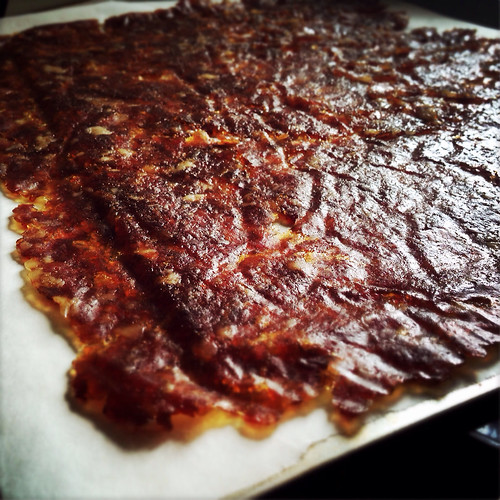 Homemade, Chinese, Pork Jerky, Bakkwa, recipe, meat jerky,  自制, 猪肉干, 肉干, cookbook review, chinese feasts and festivals cookbook