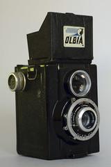 Olbia Type IV—Olbia with Roussel Trylor in Gitzo 200 shutter (thin rim) (Olbia 2) 8