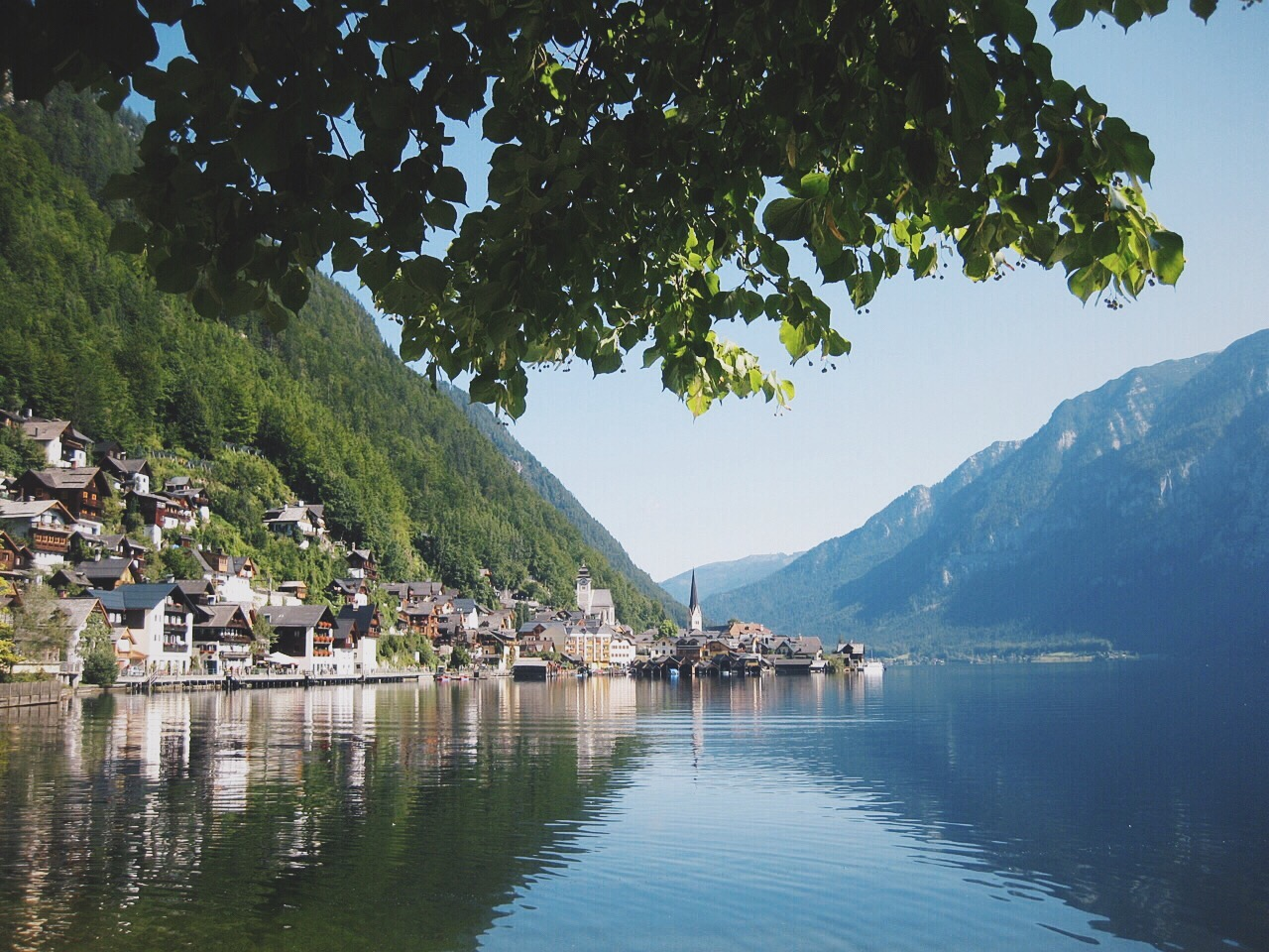 Hallstatt, Austria, Europe, Travel, Bramble & Thorn