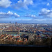 Above Lyon, France by ` Toshio '
