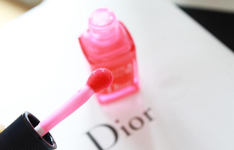 Dior's Spring Menu