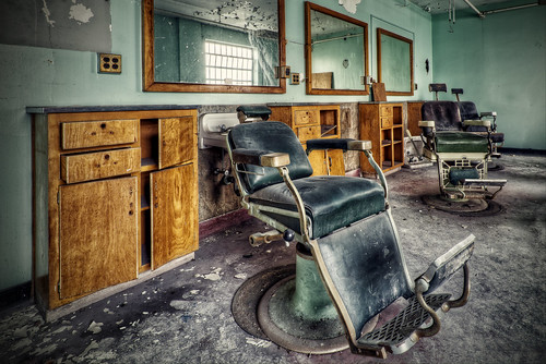 urban ny newyork history abandoned architecture hospital insane buffalo chair nikon unitedstates state chairs decay exploring historic haunted urbanexploration barber restoration insanity paranormal asylum complex crusty hdr treatment institution urbex kirkbride 2013 buffalostateasylum trigphotography frankcgrace d800e richardsonolmsted