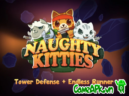 Naughty Kitties v1.1.9 hack full fish cho Android