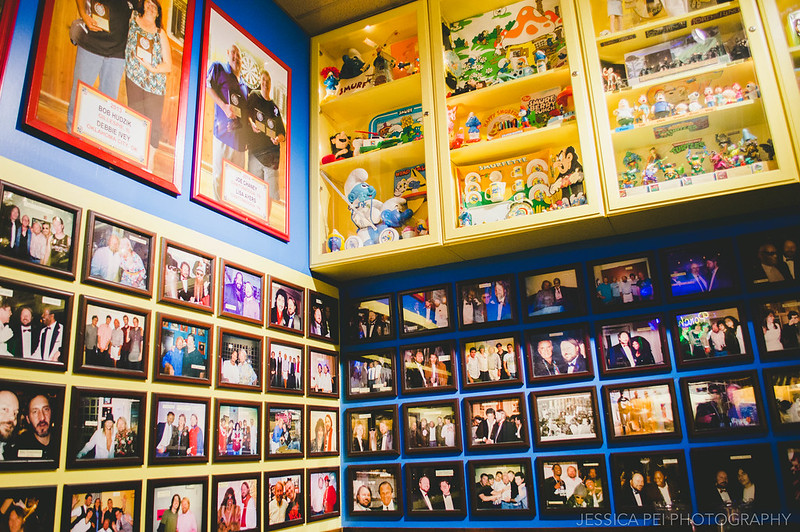 Photo Wall Blueberry Hill St. Louis
