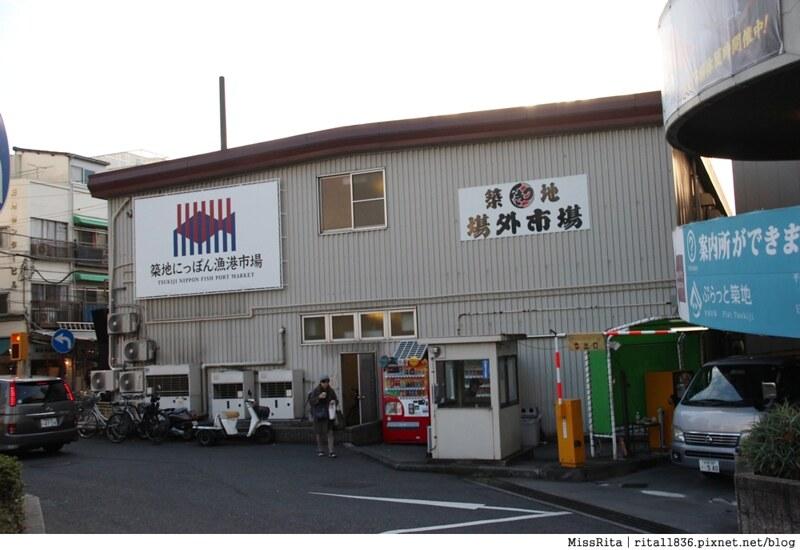 日本東京 築地市場 逛街 生魚片 丼飯 推薦美食3