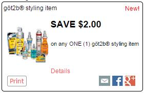 $2/1 got2b styler coupon