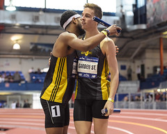 2015 Millrose Games - Armory - Men's Club Sprint Medley Relay