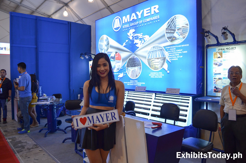 Mayer Exhibit Booth