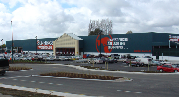 There are plans to open more Bunnings stores in New Zealand
