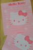 "Hello Kitty ""Winter"" memo note"