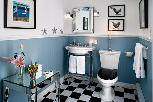 Making Space in the Bathroom