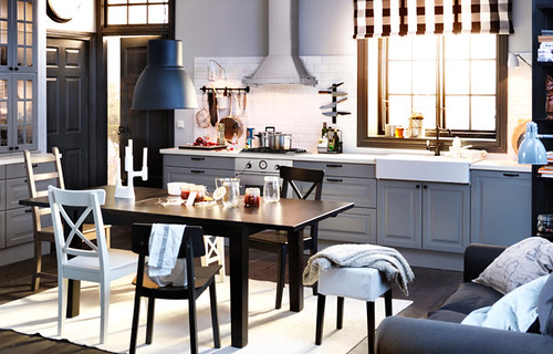 Ikea: tra Nordico e Country Chic