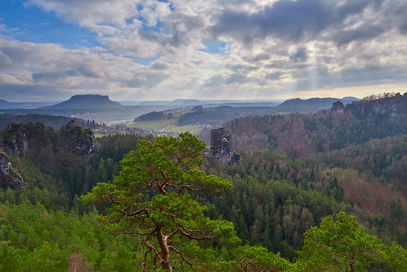 Saxon Switzerland - Dresden