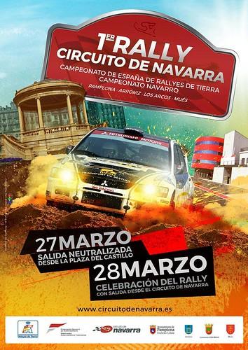 Rally Tierra Navarra 2015
