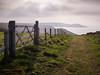 Pembrokeshire Coast Path Near Solva