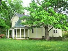 House in Clarksville, Va