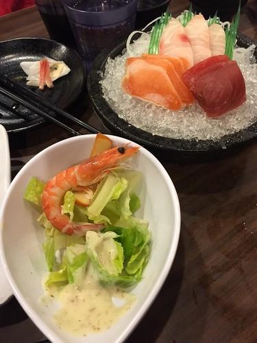 高雄過年餐廳推薦:到松江庭吃到飽日式料理店大吃特吃 (11)