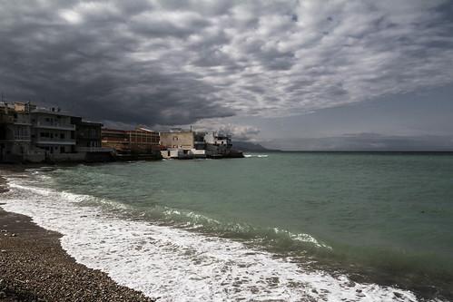 houses sea urban cloud seascape beach port project coast harbor harbour ships wave coastal waterline darksky inshore