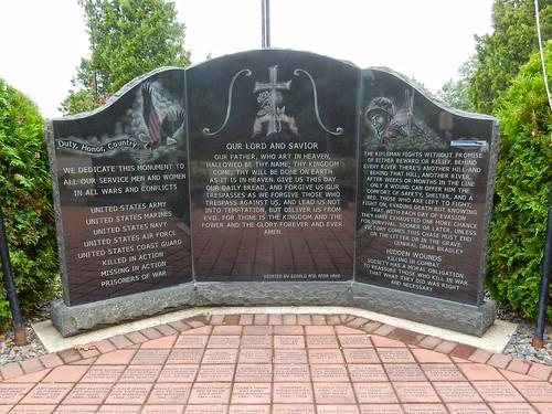 07-15-2016 Ride Veterans Memorial Pittsville,WI