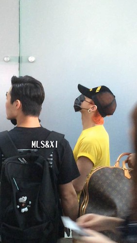 Big Bang - Incheon Airport - 07aug2015 - MyLadies - 07